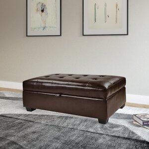 Dumbarton Upholstered Storage Ottoman