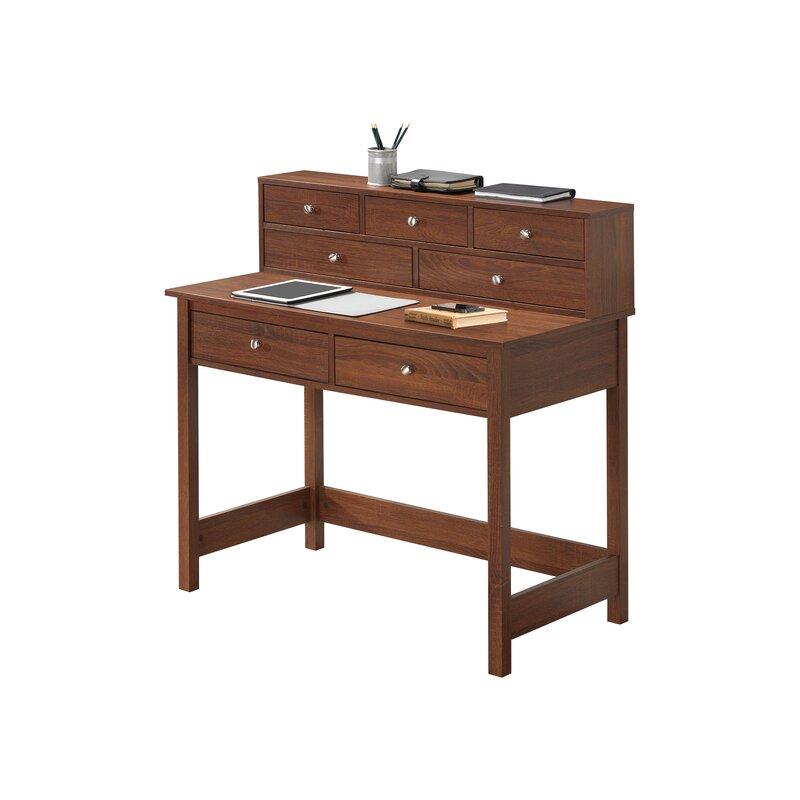 Genial Strickland Secretary Desk With Hutch