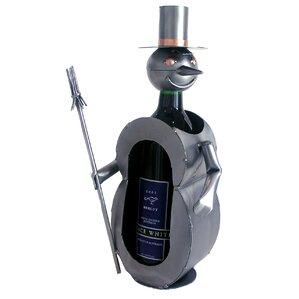 Snowman 1 Bottle Tabletop Wine Rack by H ..