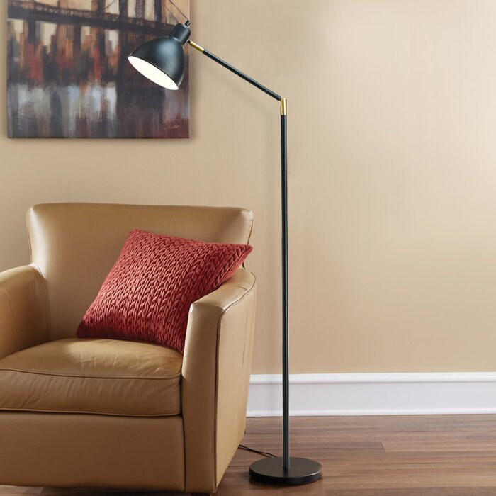 Lennon task floor lamp