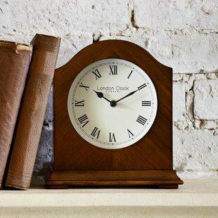 Designer mantel clocks uk