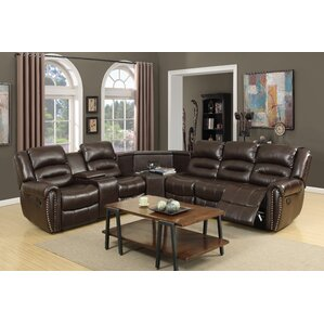 Scheele Reclining Sectiona..