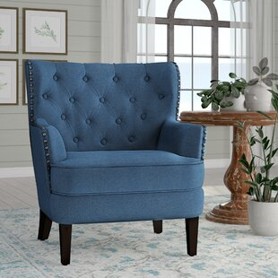 Blue Grey Accent Chairs Youll Love Wayfair