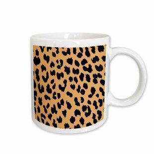 3d73657393ca Cheetah Animal Print Coffee Mug