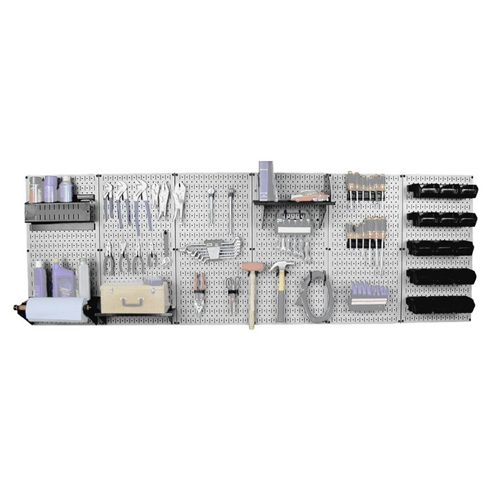 Pegboard Master Workbench Kit