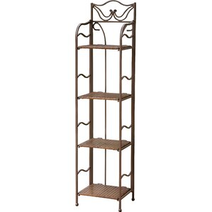 Meetinghouse Baker's Rack by Three Posts
