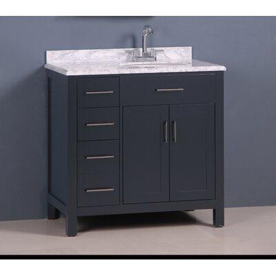 Carrera 36 Single Bathroom Vanity Set