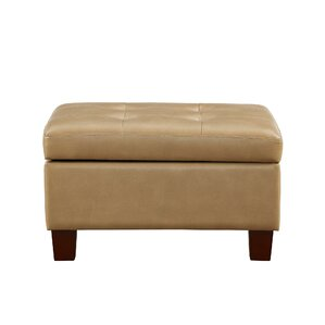 Birmingham Tufted Storage Ottoman by Alcott Hill