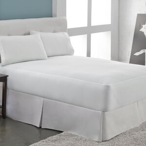 Aller-Free Microfleece Hypoallergenic Waterproof Mattress Protector by Perfect Fit Industries