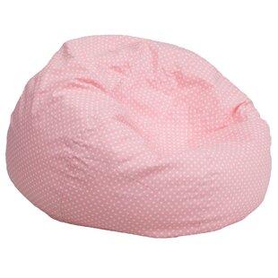 Merveilleux Pink Bean Bag Chairs