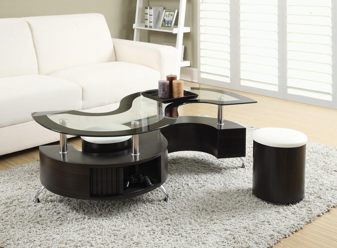 Elegant Milivoje Coffee Table