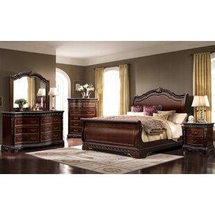 Brown Bedroom Sets You\'ll Love | Wayfair