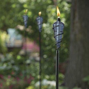 Decorative torches youll love wayfair swirl garden torch workwithnaturefo