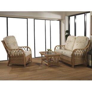 Georgetown 3 Piece Sofa Set by Beachcrest Home