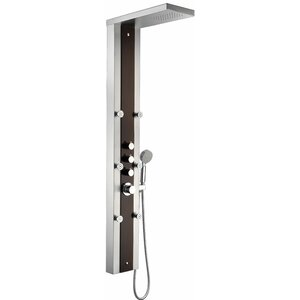 Kiki Thermostatic Shower Panel System
