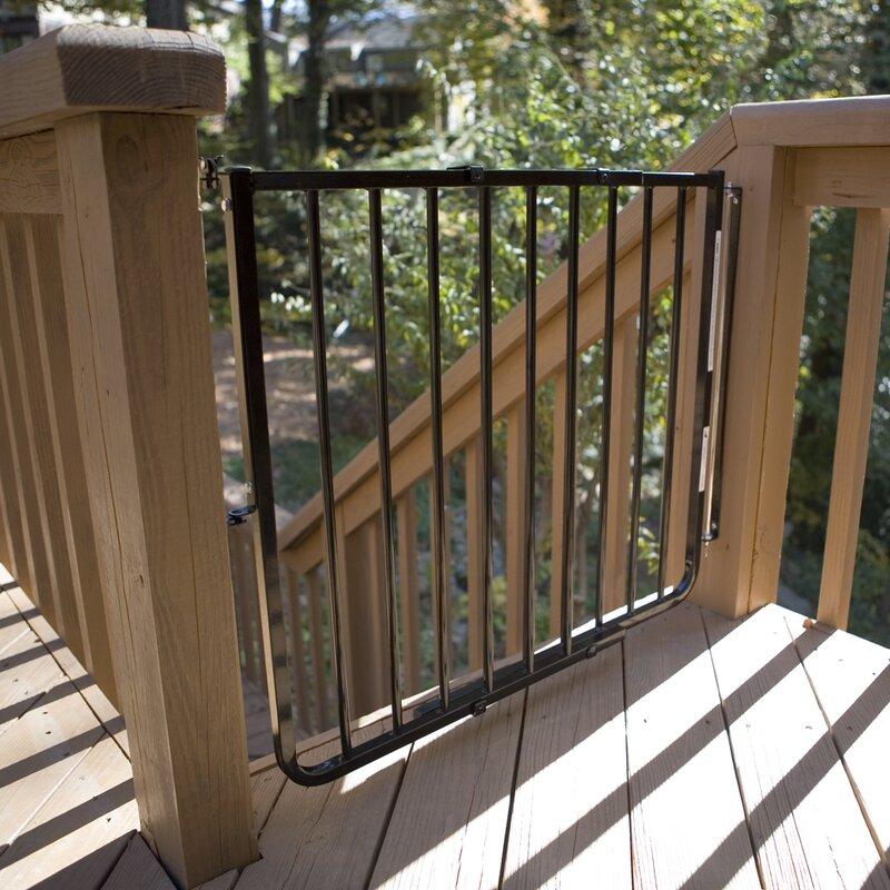 Merveilleux Stairway Special Outdoor Gate