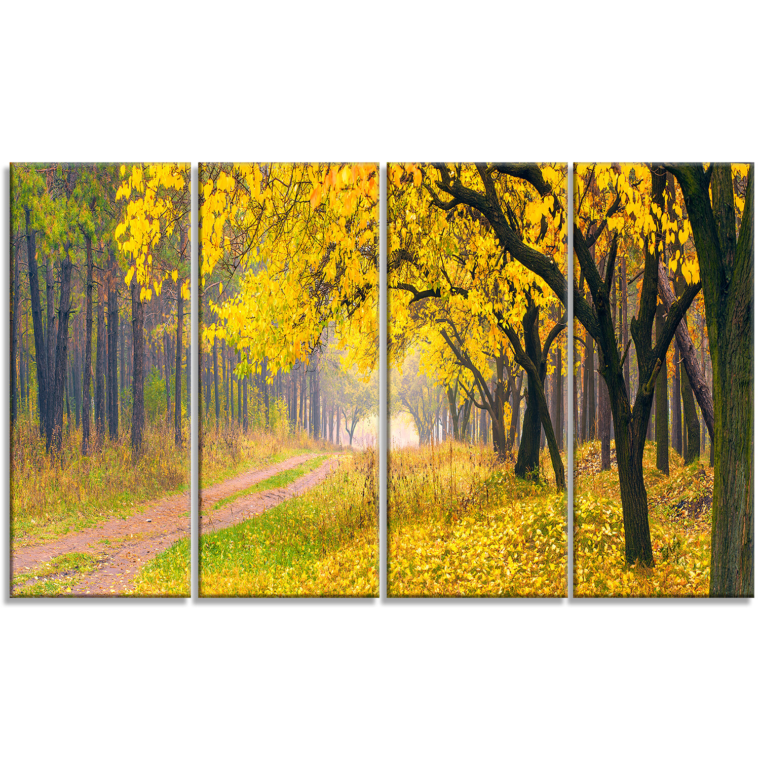 Attractive 4 Piece Wall Art Canvas Photos - The Wall Art Decorations ...