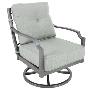 Exceptionnel Konevsky Swivel Patio Chair With Cushions (Set Of 2)