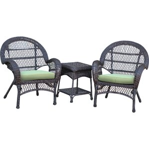 3-Piece Lalani Patio Seating Group