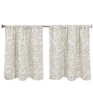 Genial Kitchen Curtains Tiers Set | Wayfair