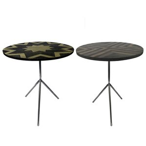 Degnan 2 Piece Side Table Set by Brayden Stu..