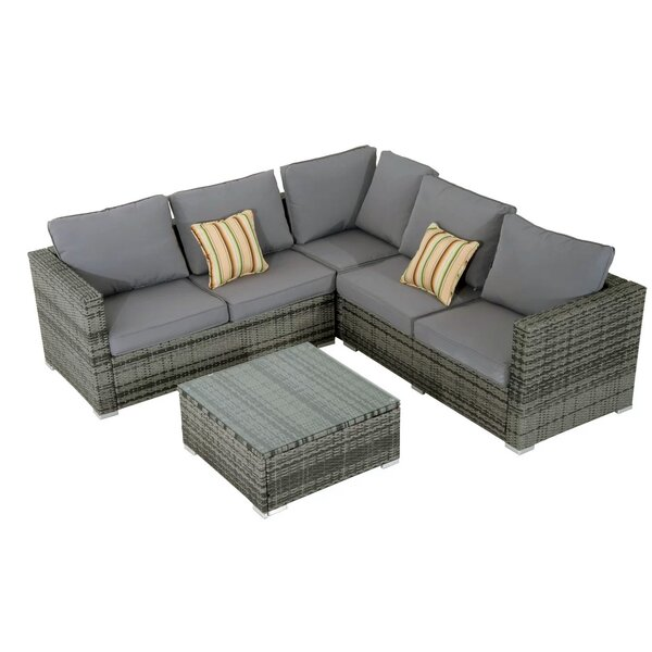 Garden Sofa Sets You\'ll Love in 2019 | Wayfair.co.uk