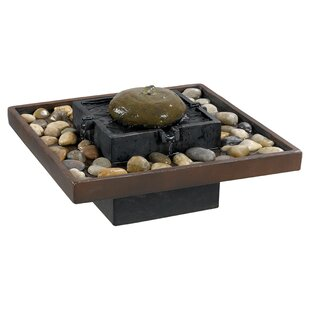 Indoor Table Fountain | Wayfair