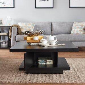 black panther coffee table   wayfair