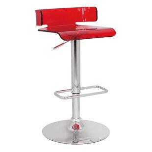 Chevelle Adjustable Height Swivel Bar Stool