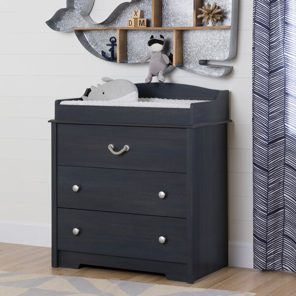 bedroom dresser drawers south shore aviron changing table amp reviews wayfair 10420