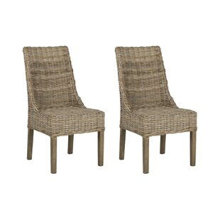 Solid Mango Dining Chair (Set of 2) by Safavieh
