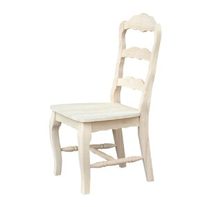 Versailles Solid Wood Dining Chair (Set o..