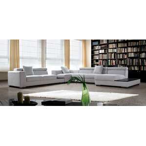 Coalpit Heath Reclining Sectional by Orren E..