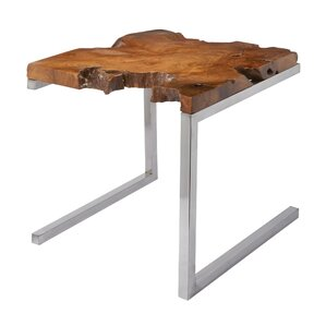 Glickman Architectural End Table by Brayden ..