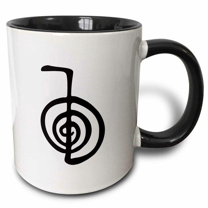 5801a4d00b0 Reiki Power Symbol Cho Ku Rei Choku Rei Coffee Mug