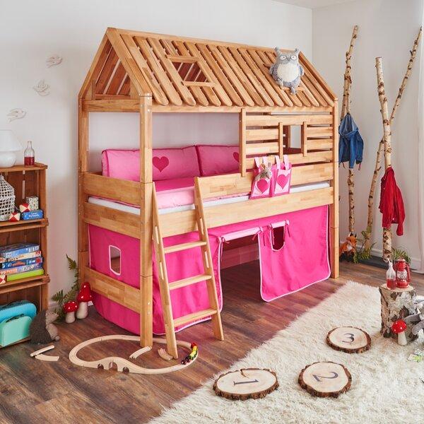 Roomie Kidz Spielbett Kylie Mit Bett 90 X 200 Cm Wayfair De