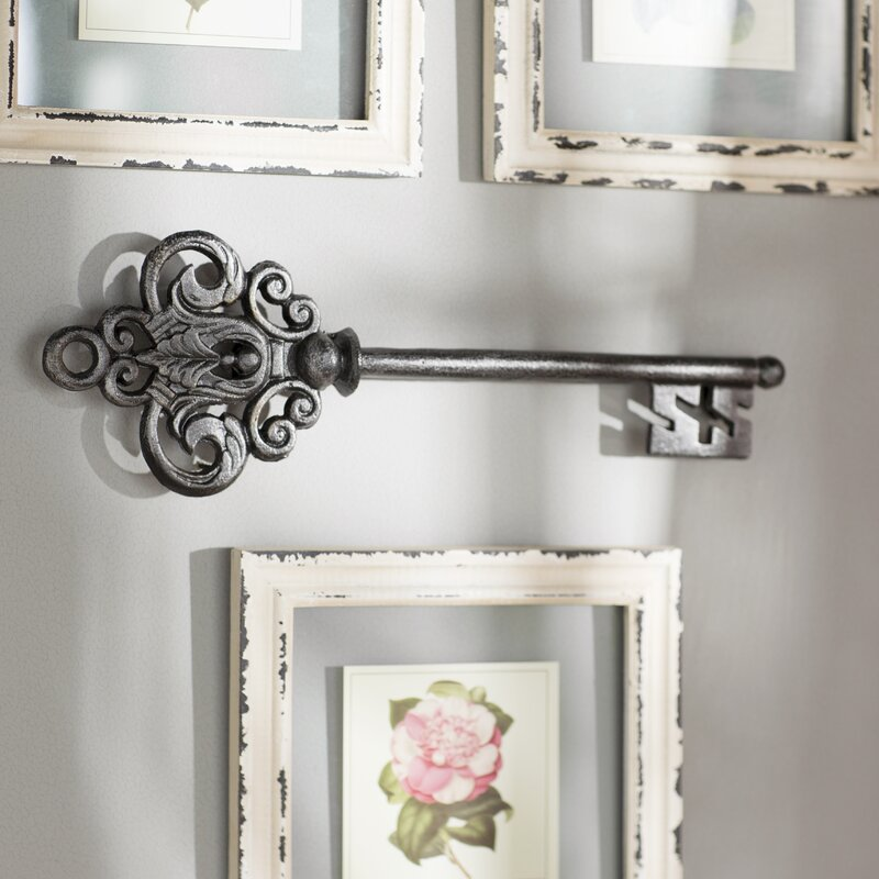 Skeleton Key Wall Decor Techieblogiefo