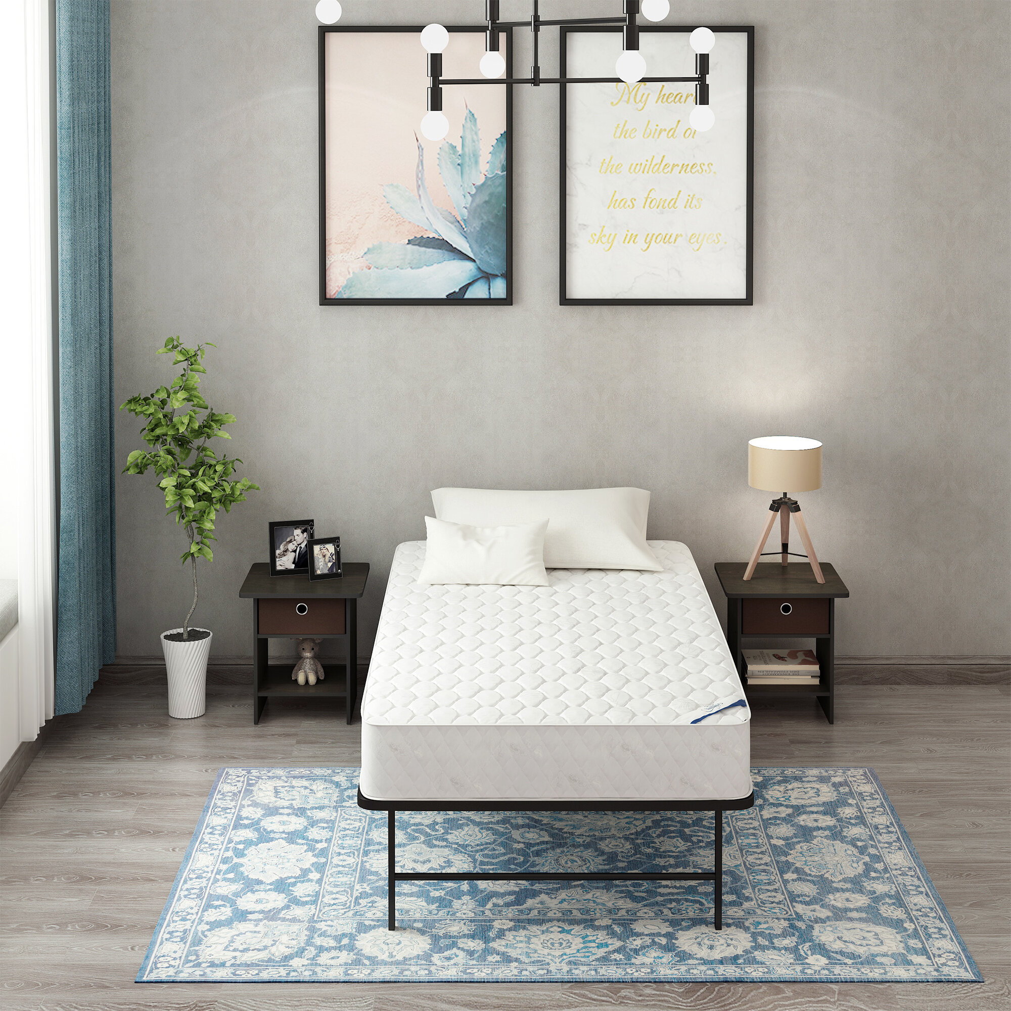 Kairi Twin Platform Bedroom Set