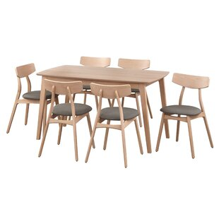 Connors 7 Piece Dining Set