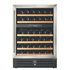 46 Bottle Dual Zone Convertible Wine Cooler by Smith & Hanks
