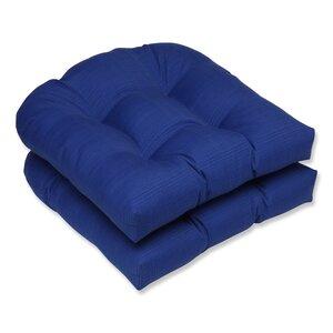 Fresco Outdoor Seat Cushion (Set of 2)