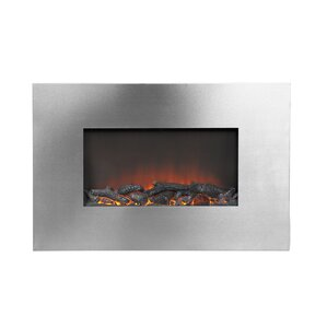 Flamelux Wall Mount Electric Fireplace by Homestar