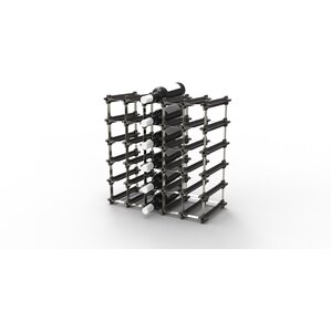 Huntsberry 30 Bottle Tabletop Wine Rack by Latitude Run