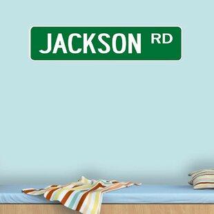 Personalized Street Signs >> Custom Street Signs Wayfair