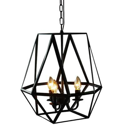 Rectangle Chandelier Reviews