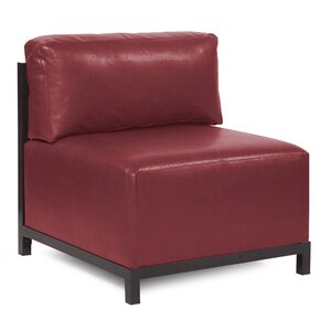 Woodsen Avanti slipper Chair by Latitude Run