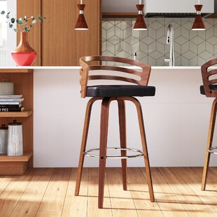 Wilkes Swivel Bar Stool