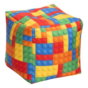 Cube Bricks Ottoman by Sitting Point
