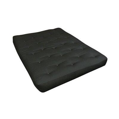 visco coil ii 9   cotton futon mattress gold bond 9    fortcoil futon mattress  u0026 reviews   wayfair  rh   wayfair