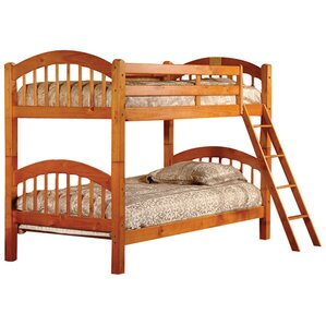 Cassidy Arched Twin Bunk Bed by Viv + Rae
